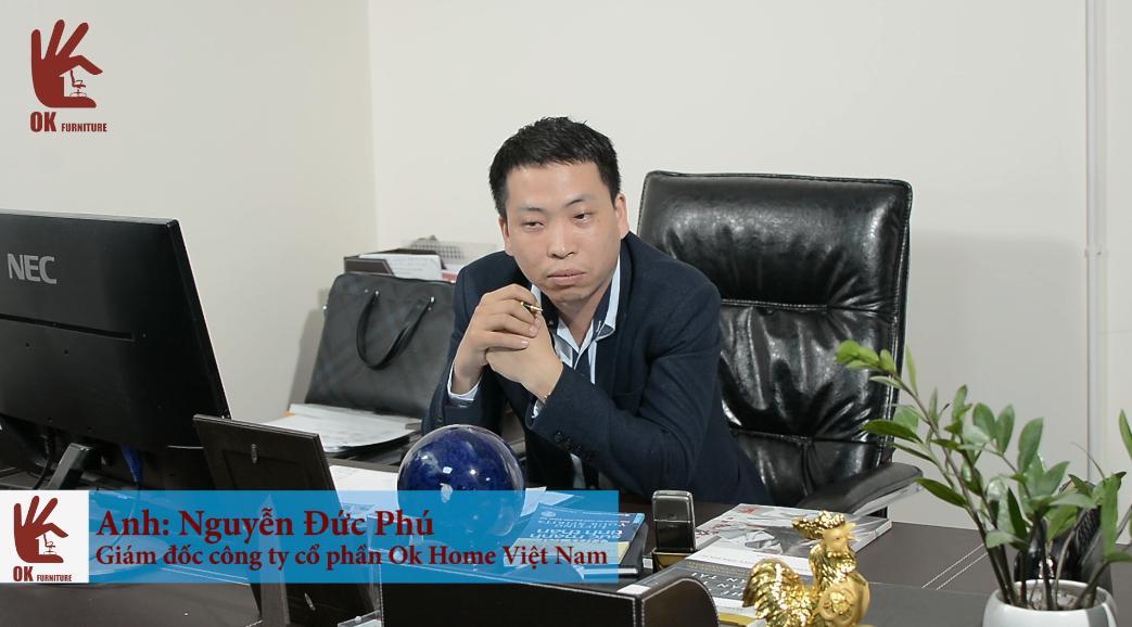 CEO Nguyễn Đức Phú