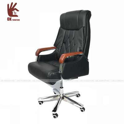 Ghế giám đốc - Z836 đen
