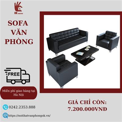 Sofa văn phòng 818