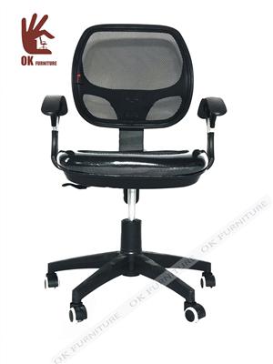 Ghế xoay văn phòng - F051 đen